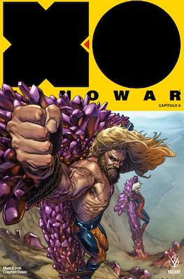 X-O Manowar (2017-) #9