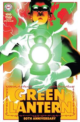 Green Lantern 80th Anniversary 100-Page Super Spectacular #1 (Variant Cover) (Softcover 100 pp) #1.1