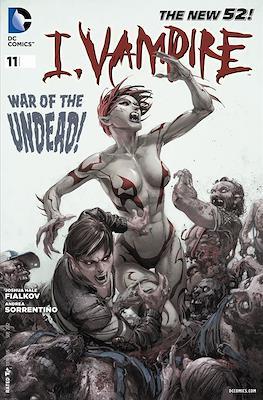 I, Vampire Vol. 1 (2011 - 2013) #11