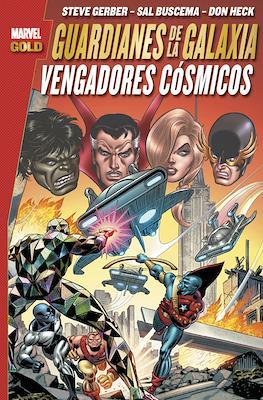 Guardianes de la Galaxia (2014). Marvel Gold (Rústica) #1