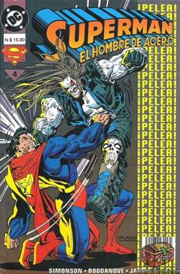 Superman: El Hombre de Acero #4