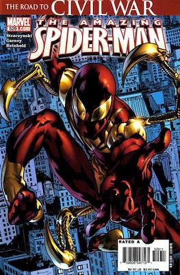 The Amazing Spider-Man Vol. 2 (1999-2014) (Comic-Book) #529
