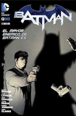 Batman: Nuevo Universo DC / Renacimiento (Grapa) #18