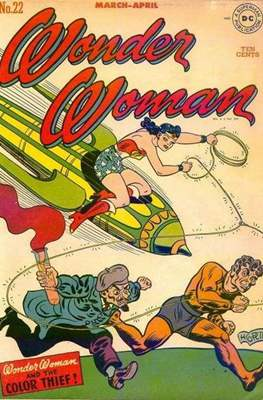 Wonder Woman Vol.1 (1942-1986; 2020-) (Comic Book) #22