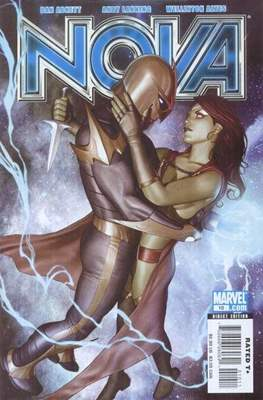 Nova Vol. 4 (Comic-Book) #10