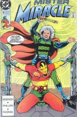 Mister Miracle (Vol. 2 1989-1991) (Comic Book) #18
