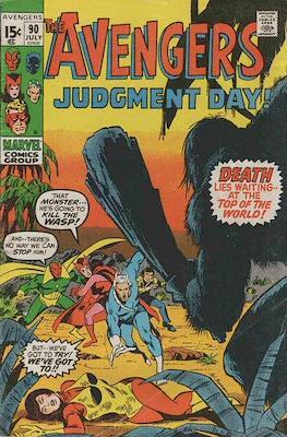 The Avengers Vol. 1 (1963-1996) (Comic Book) #90