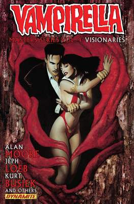 Vampirella: Masters Series (Rústica) #4