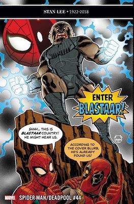 Spider-Man / Deadpool (Comic Book) #44