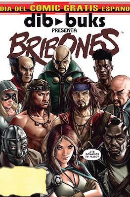 Dibbuks presenta Bribones. Día del Cómic Gratis Español 2015