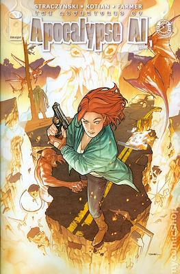 Apocalypse Al (Variant Cover)