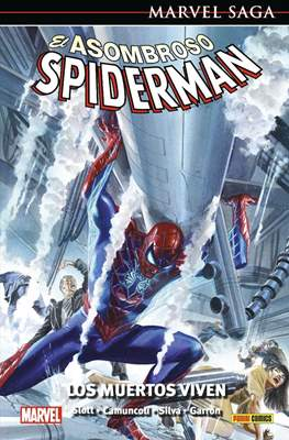Marvel Saga: El Asombroso Spiderman (Cartoné) #54