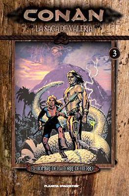 Conan: La saga de Valeria (Cartoné 216-200-248 pp) #3