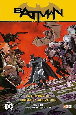 Batman Saga de Tom King (Cartoné 192 pp) #6