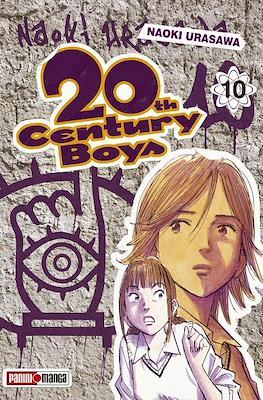 20th Century Boys (Rústica) #10