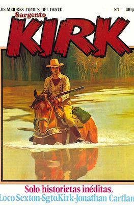 Sargento Kirk / Kirk #1