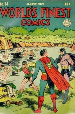 World's Finest Comics (1941-1986) (Comic Book) #14