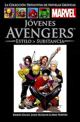 La Colección Definitiva de Novelas Gráficas Marvel (Cartoné) #137