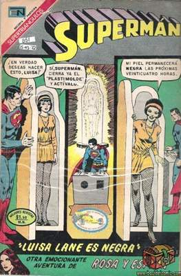 Supermán (Grapa) #851