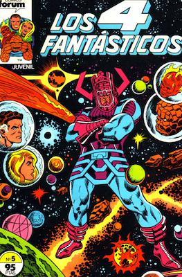 Los 4 Fantásticos Vol. 1 (1983-1994) #5
