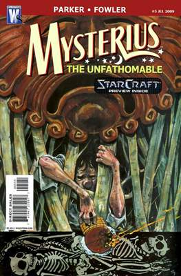 Mysterius the Unfathomable (Comic Book) #5