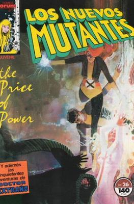 Los Nuevos Mutantes Vol. 1 (1986-1990) (Grapa 32-64 pp) #26