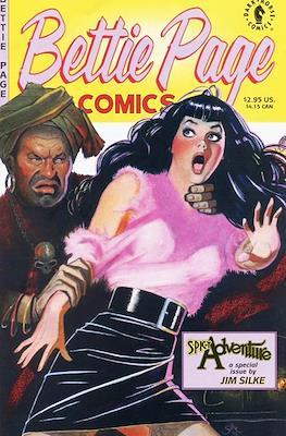 Bettie Page Comics: Spicy Adventure