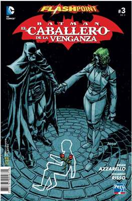 Flashpoint Batman: El Caballero de la Venganza (Grapas) #3
