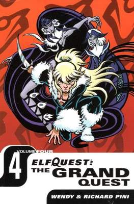 ElfQuest: The Grand Quest (Softcover) #4