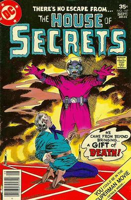 The House of Secrets (Grapa) #147