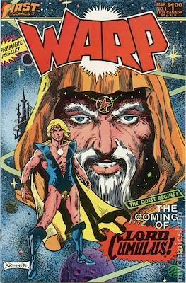 Warp (Comic Book) #1