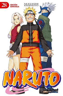 Naruto (Rústica con sobrecubierta) #28