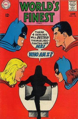 World's Finest Comics (1941-1986) (Grapa) #176