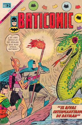 Batman - Baticomic (Rústica-grapa) #29