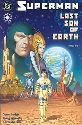 Superman: Last Son of Earth (Softcover) #1