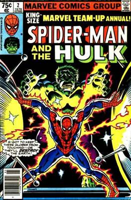 Marvel Team-Up Annual (Comic Book. 1976 - 1984) #2