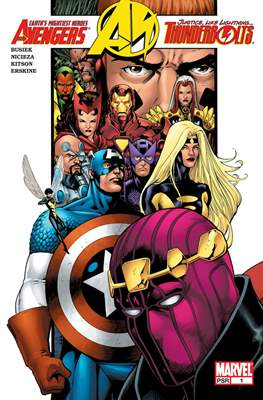 Avengers/Thunderbolts Vol. 1
