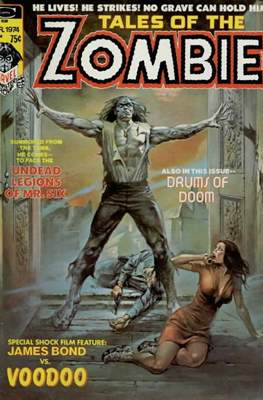 Tales Of The Zombie (Magazine) #4