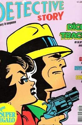 Detective Story. Dick Tracy #1