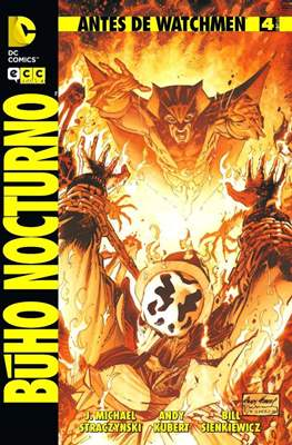 Antes de Watchmen: Buho Nocturno (Grapa) #4