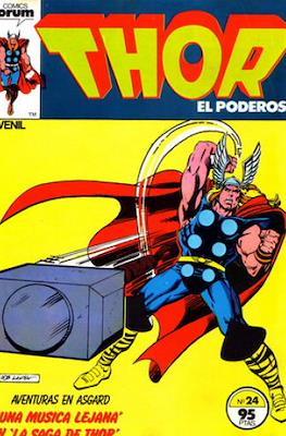 Thor, el Poderoso (1983-1987) #24