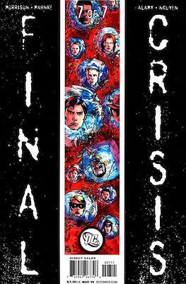 Final Crisis (2008-2009) (saddle-stitched) #7