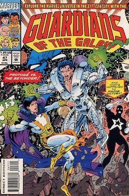 Guardians of the Galaxy Vol 1 (Comic Book) #47