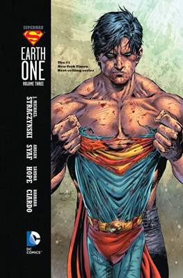 Superman: Earth One (Softcover 136-128 pp) #3
