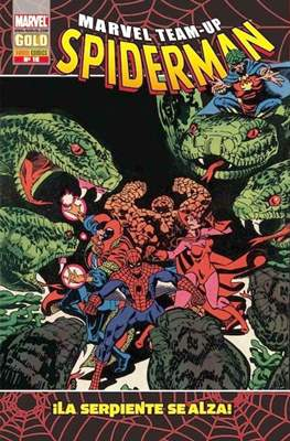 Marvel Team-Up Spiderman Vol. 2 (2007-2010) (Rústica 176 pp) #16