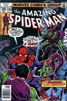 The Amazing Spider-Man Vol. 1 (1963-2007) (Comic-book) #180