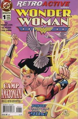 DC Retroactive: Wonder Woman 1990's