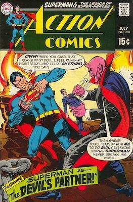 Action Comics Vol. 1 (1938-2011; 2016-) (Comic Book) #378