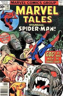 Marvel Tales (Grapa) #82