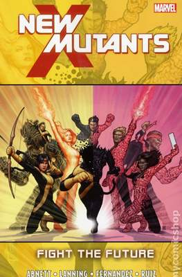 New Mutants Vol. 3 (Softcover) #7